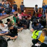 Đài Loan: Bắt giữ 14 công dân Việt Nam không giấy tờ tùy thân trên tàu đánh cá
