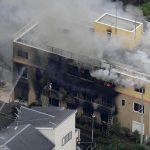 Vụ cháy xưởng phim hoạt hình Nhật Bản: Nghi can đang điều trị bệnh tâm thần