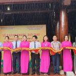 Saigontourist Group bàn giao bốn hạng mục đầu tư tại khu di tích Kim Liên
