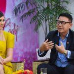 Hoa hậu Khánh Vân tham gia talkshow mừng Ngày Phụ nữ Việt Nam 20-10