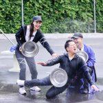"""Running Man Việt mùa 2 tập 1: Anh cả Trường Giang chào sân cực """"ngầu"""", ai ngờ làm """"toang"""" công sức cả đội"""