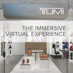 Tumi ra mắt BST mới tại cửa hàng thực tế ảo